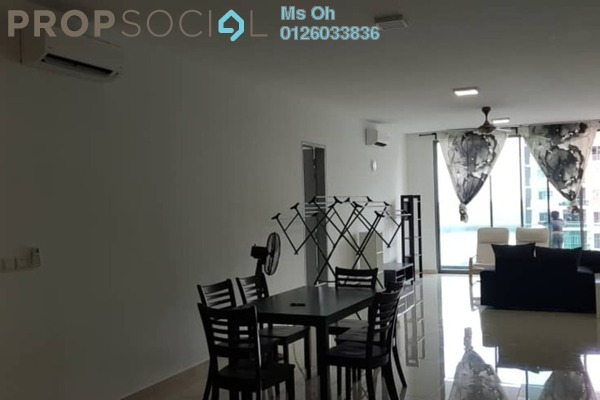 For Rent Condominium at X2 Residency, Puchong Freehold Fully Furnished 5R/5B 2.5k