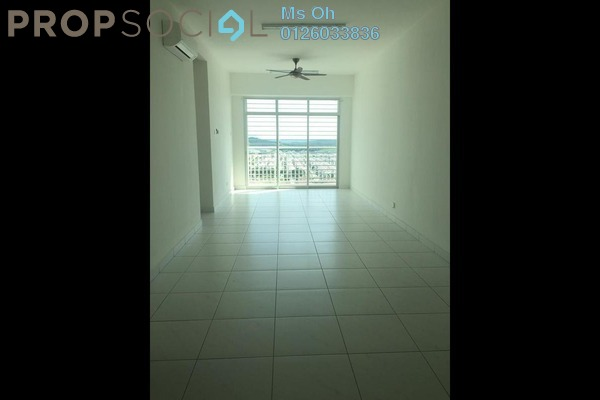 For Rent Condominium at BSP Skypark, Bandar Saujana Putra Freehold Semi Furnished 3R/2B 1k
