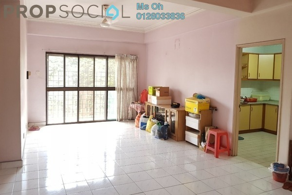 For Sale Condominium at Sri Manja Court, PJ South Leasehold Semi Furnished 3R/2B 480k