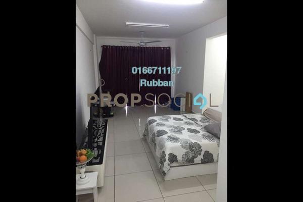 For Sale Condominium at Hijauan Puteri, Bandar Puteri Puchong Freehold Unfurnished 3R/2B 415k