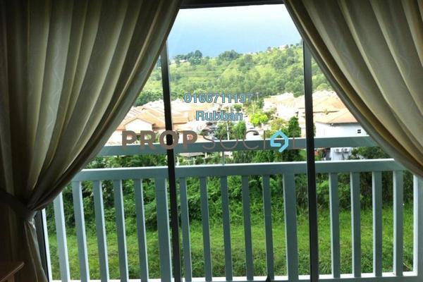 For Rent Condominium at Hijauan Puteri, Bandar Puteri Puchong Freehold Semi Furnished 3R/2B 1.2k
