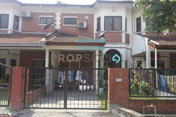 For Sale Terrace at SL10, Bandar Sungai Long Freehold Unfurnished 4R/3B 450k