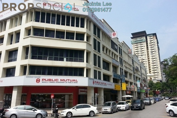 For Sale Office at Perdana Business Centre, Damansara Perdana Freehold Unfurnished 0R/2B 372k