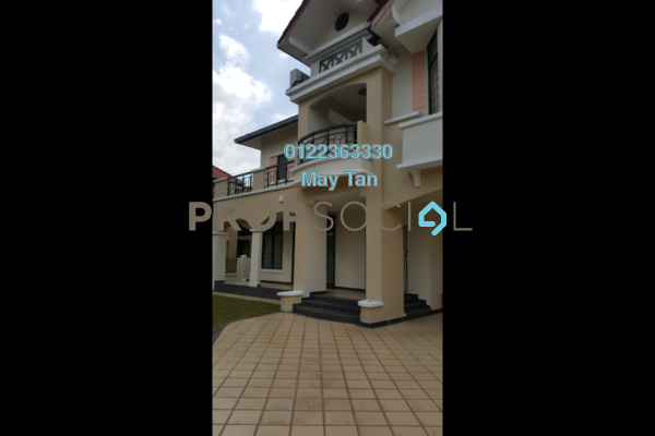 For Sale Bungalow at Oncidium Heights, Kota Kemuning Freehold Semi Furnished 5R/4B 3m