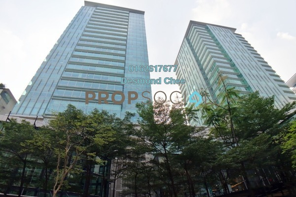 For Rent Office at Centrepoint, Mid Valley City Freehold Fully Furnished 0R/0B 4.2k