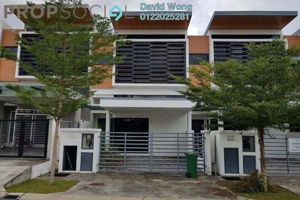 For Sale Terrace at TTDI Grove, Kajang Freehold Fully Furnished 4R/4B 980k