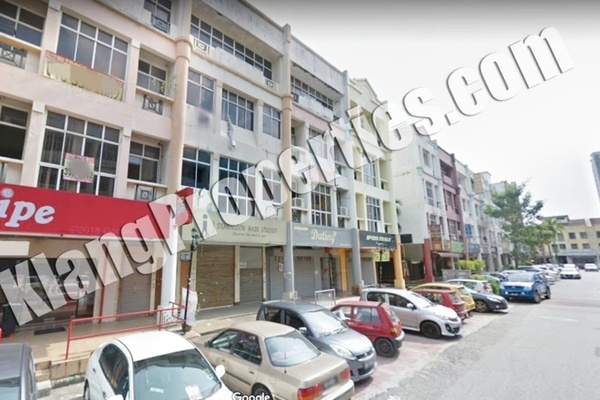 For Sale Shop at Bandar Baru Klang, Klang Freehold Unfurnished 0R/0B 1.1m