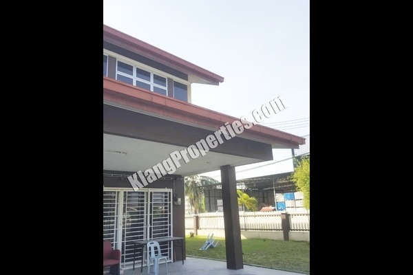 For Sale Terrace at Taman Gembira, Klang Freehold Unfurnished 4R/4B 850k