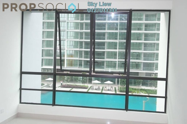 For Sale Condominium at The Z Residence, Bukit Jalil Freehold Semi Furnished 3R/2B 590k