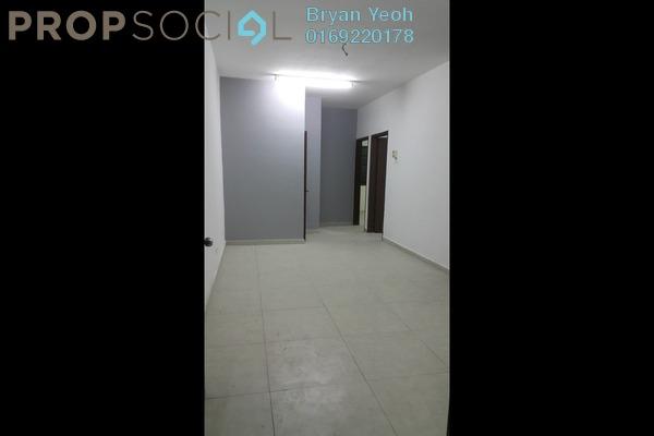 For Sale Apartment at Seri Kembangan Apartment, Bukit Beruntung Freehold Semi Furnished 3R/2B 170k