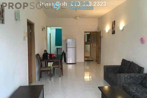 For Sale Condominium at Eden Seaview, Batu Ferringhi Freehold Fully Furnished 3R/2B 410k