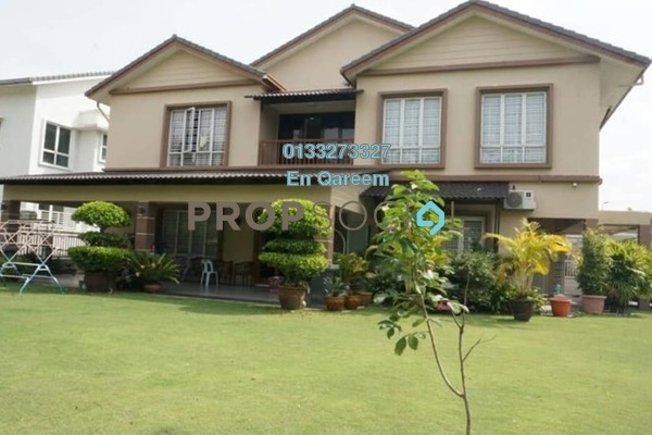 For Sale Terrace at Aster Grove 2, Denai Alam Freehold Semi Furnished 7R/7B 1.8m