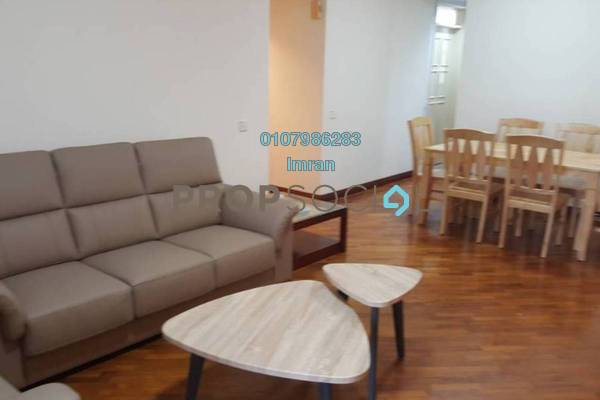 For Rent Condominium at Mont Kiara Sophia, Mont Kiara Freehold Fully Furnished 2R/2B 3k