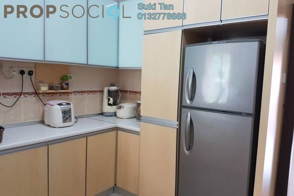 For Sale Terrace at SD8, Bandar Sri Damansara Freehold Semi Furnished 4R/3B 908k