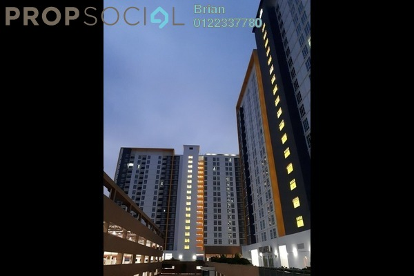 For Sale Serviced Residence at MesaHill, Putra Nilai Freehold Semi Furnished 2R/2B 320k