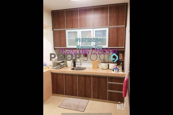 For Sale Condominium at Casa Magna, Kepong Freehold Semi Furnished 3R/2B 357k