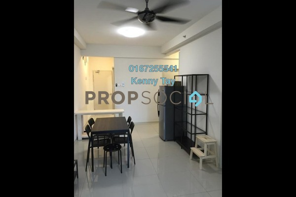 For Sale SoHo/Studio at Centrestage, Petaling Jaya Freehold Semi Furnished 1R/1B 260k