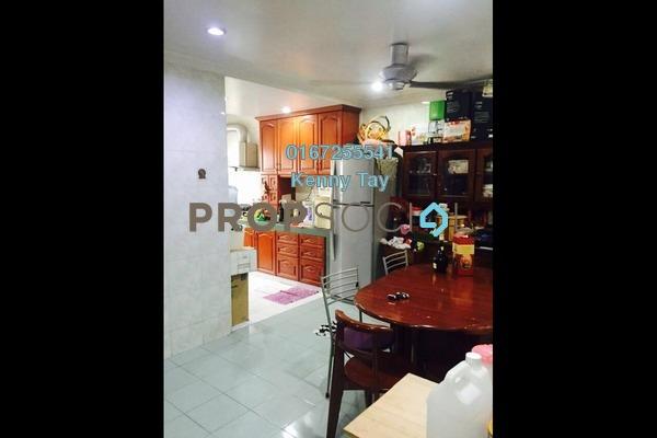 For Sale Terrace at Taman Menjalara, Bandar Menjalara Freehold Semi Furnished 4R/3B 880k