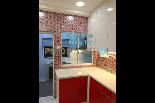 For Sale Condominium at First Residence, Kepong Freehold Semi Furnished 3R/2B 530k