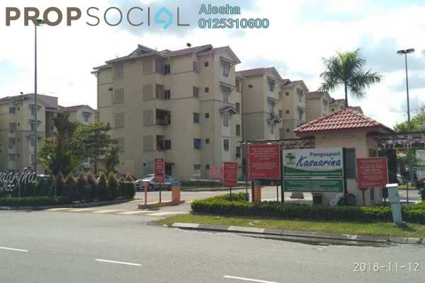 For Sale Apartment at Kasuarina Apartment, Klang Freehold Unfurnished 0R/0B 180k