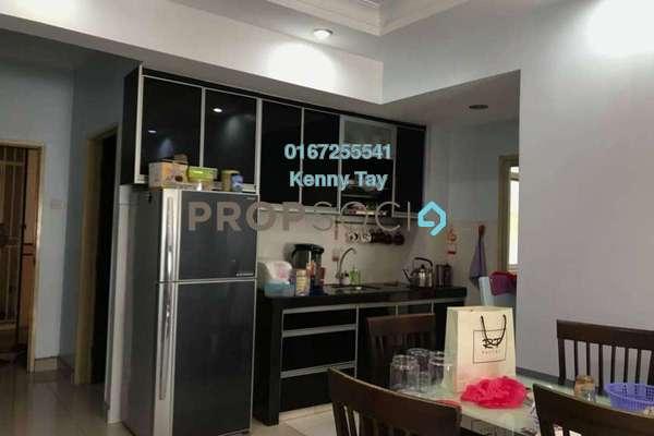 For Sale Condominium at Vista Mutiara, Kepong Freehold Semi Furnished 3R/2B 428k