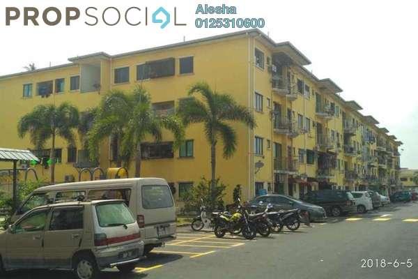 For Sale Apartment at Taman Sri Wangi, Kapar Freehold Unfurnished 0R/0B 120k
