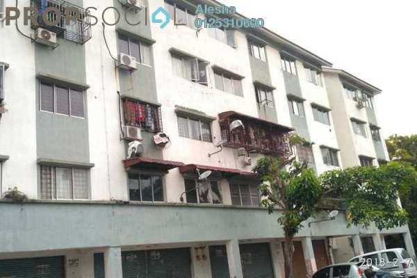 For Sale Apartment at Taman Kota Perdana, Bandar Putra Permai Freehold Unfurnished 0R/0B 110k