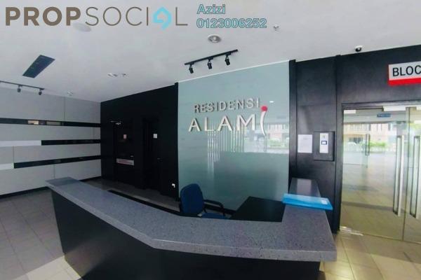 For Sale Condominium at Residensi Alami, Shah Alam Leasehold Semi Furnished 3R/2B 499k