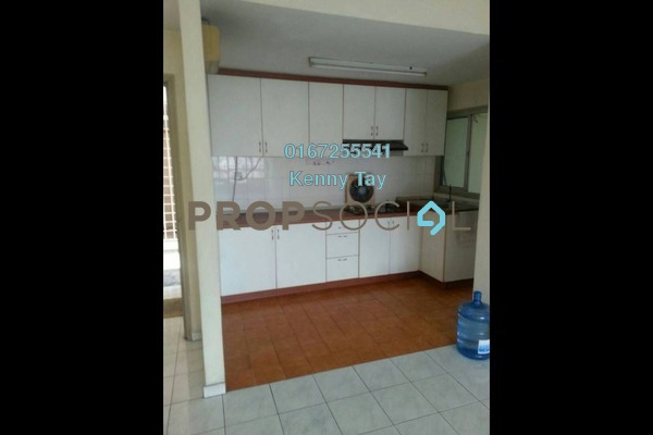 For Sale Condominium at SD Tiara Apartment, Bandar Sri Damansara Freehold Semi Furnished 3R/2B 285k