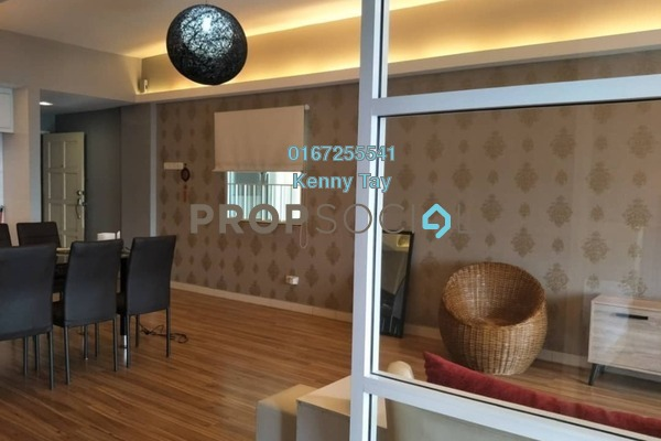 For Sale Condominium at Vista Mutiara, Kepong Freehold Fully Furnished 3R/2B 475k