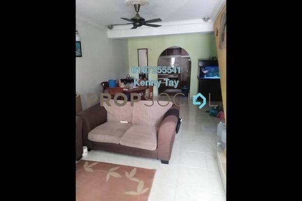 For Sale Terrace at Taman Sri Kepong Baru, Kepong Freehold Semi Furnished 2R/2B 435k