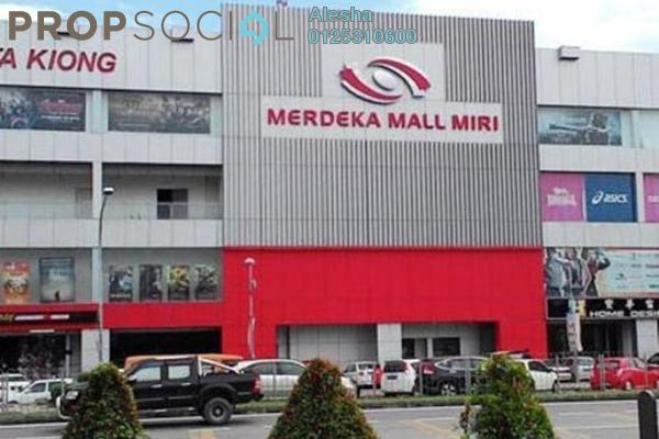 For Sale Shop at Merdeka Mall Miri, Miri Leasehold Unfurnished 0R/0B 101k
