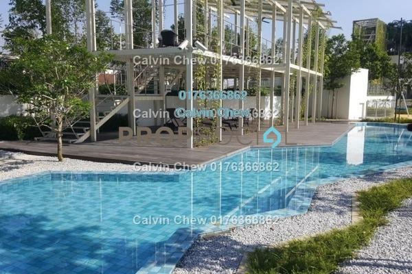 For Sale Condominium at Verdi Eco-dominiums, Cyberjaya Freehold Unfurnished 3R/3B 457k