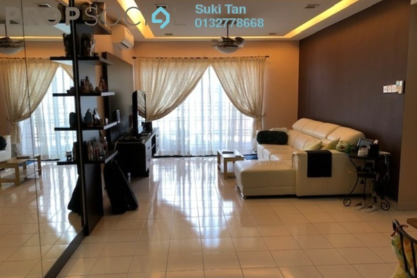 For Sale Condominium at Sri Putramas I, Dutamas Freehold Semi Furnished 3R/2B 499k