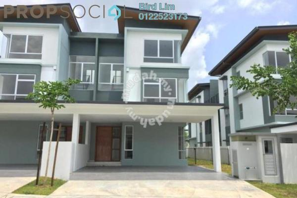 For Sale Semi-Detached at Tropicana Heights, Kajang Freehold Unfurnished 6R/5B 1.25m