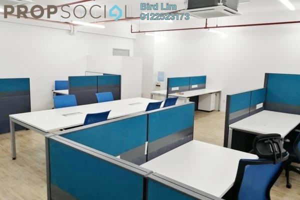 For Rent Office at 8trium, Bandar Sri Damansara Freehold Fully Furnished 0R/0B 1.98k