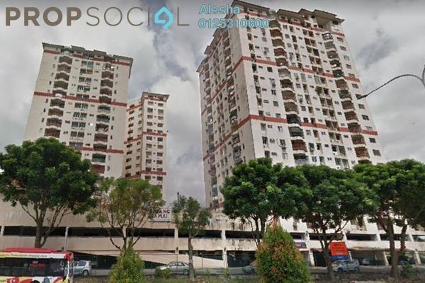 For Sale Condominium at Ampang Damai, Ampang Freehold Unfurnished 0R/0B 191k