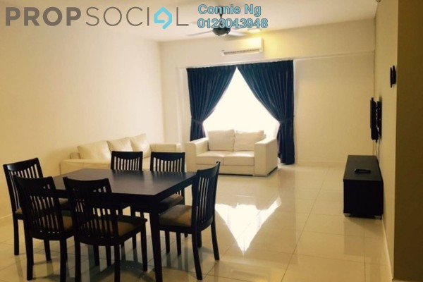 For Rent Serviced Residence at Paragon Residences @ Straits View, Johor Bahru Freehold Fully Furnished 2R/2B 2k