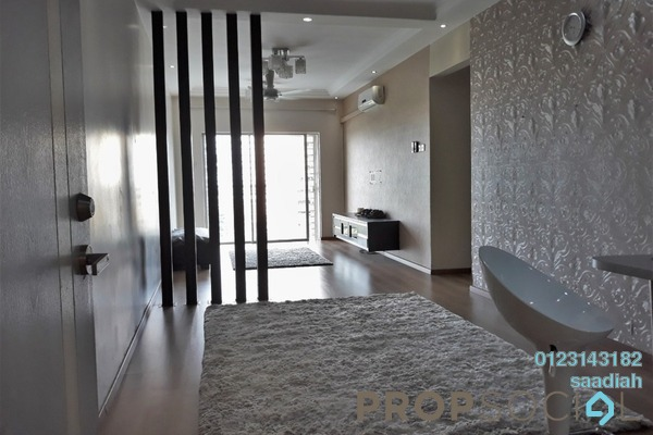 For Sale Condominium at Casa Idaman, Jalan Ipoh Leasehold Semi Furnished 4R/2B 415k