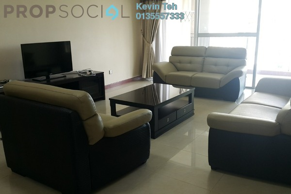 For Rent Condominium at La Grande Kiara, Mont Kiara Freehold Fully Furnished 3R/3B 4.5k