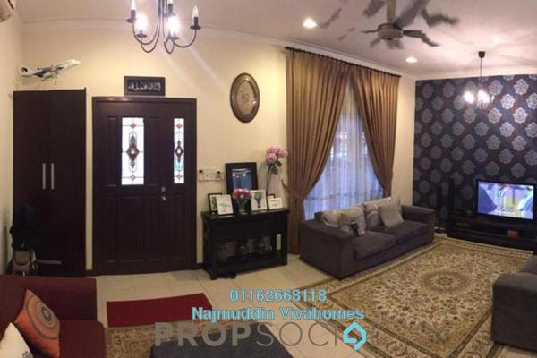 For Sale Superlink at Tropika, Bukit Jelutong Freehold Fully Furnished 5R/5B 1.15m