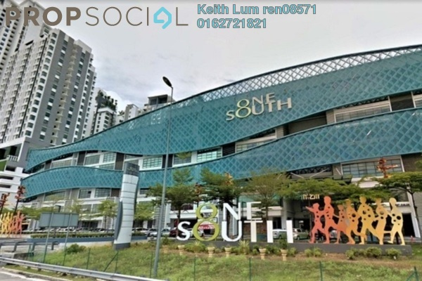 For Sale Office at One South, Seri Kembangan Freehold Unfurnished 0R/0B 350k