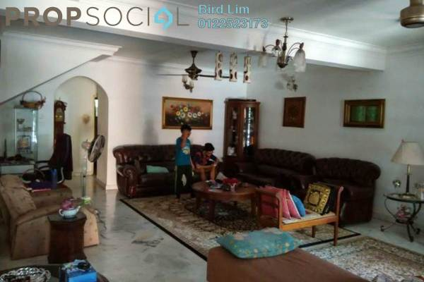 For Sale Terrace at Saujana Puchong, Puchong Freehold Unfurnished 4R/3B 518k