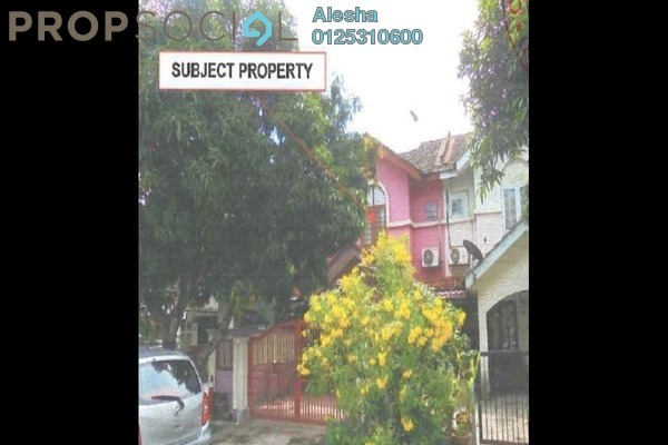 For Sale Terrace at Taman Puchong Perdana, Puchong Freehold Unfurnished 0R/0B 380k