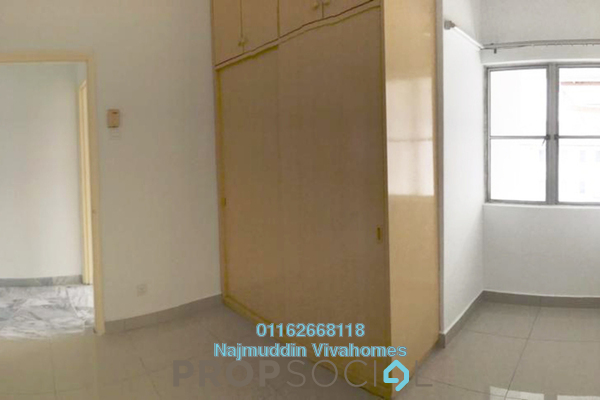 For Sale Apartment at Arcadia, UEP Subang Jaya Freehold Semi Furnished 3R/2B 465k