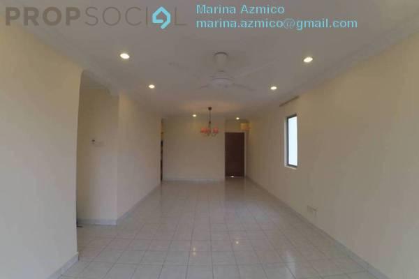 For Sale Condominium at Vista Amani, Bandar Sri Permaisuri Freehold Semi Furnished 4R/2B 400k