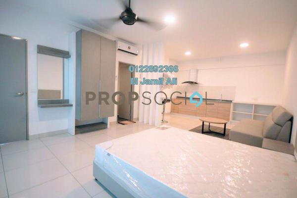 For Rent SoHo/Studio at EVO Soho Suites, Bandar Baru Bangi Freehold Fully Furnished 1R/1B 1.1k
