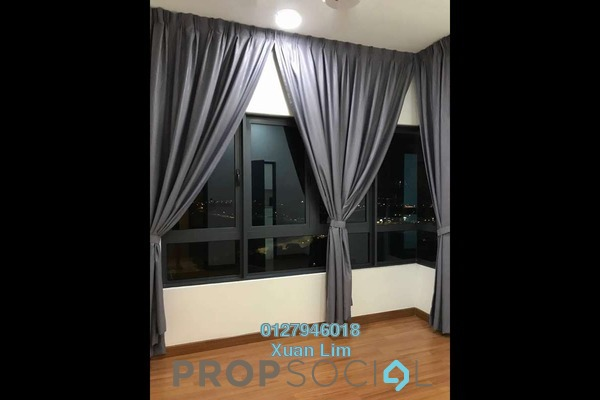 For Rent Condominium at The Link 2 Residences, Bukit Jalil Freehold Semi Furnished 2R/1B 1.6k