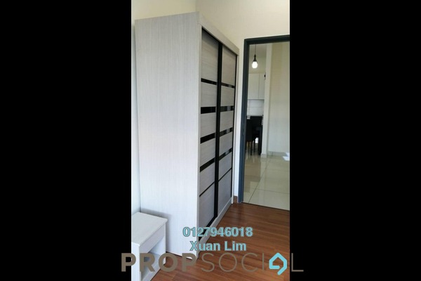 For Rent Condominium at The Link 2 Residences, Bukit Jalil Freehold Fully Furnished 2R/1B 2k