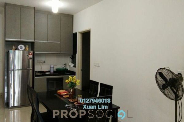 For Rent Condominium at Covillea, Bukit Jalil Freehold Fully Furnished 3R/3B 3k